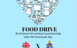 CBC & Belmont Working together to support local Food Banks!